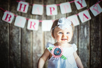 Brooke's 1st Birthday